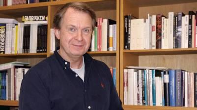 Litteraturprofessor Knut Ove Eliassen